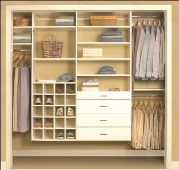 ... Chicagoland Custom Closets : Custom Closets Organizers Closet Kits  Chicago S Most ...